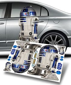 Star Wars Car Graphics