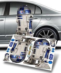 Star Wars Car Wrap