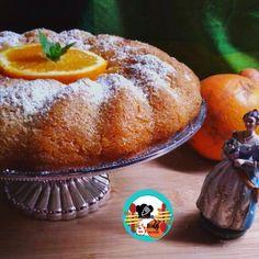 Bizcocho de zanahoria y naranja ~ ¡Huele Bien!