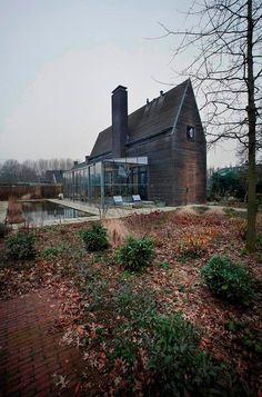 FORT BLAUWKAPEL BLUE CHAPEL, Utrecht, 2006 - GENT&MONK architecten