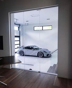 Decoration # Regardless of what you do with it, there are numerous distinctive garage design ideas you can test out. There are 49 The Best Home Garage Design Ideas for your Minimalist Home Garage House, 5 Car Garage, Garage Office, Design Garage, Detached Garage Designs, Sectional Garage Doors, Best Interior Design, Luxury Interior, Minimalist Home