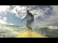 surfing and my Kombi