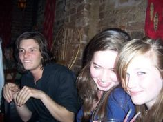 Ben Barnes and Anna Popplewell