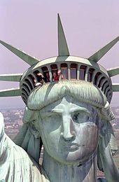 Estatua de la Libertad - Wikipedia, la enciclopedia libre