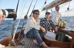 Duran Duran Return to Antigua