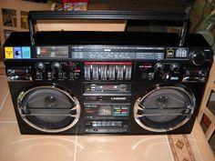 Lasonic Boombox TRC-931
