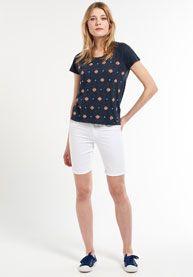 Pantalones cortos Bermuda