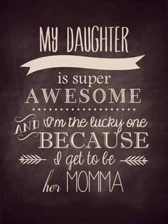 Most memorable quotes from Mother Daughter, a movie based on film. Find important Mother Daughter Quotes from book. Mother Daughter Quotes about relationship between mother and daughter quotes. Check InboundQuotes for Mother Daughter Quotes, I Love My Daughter, My Beautiful Daughter, Happy Birthday Daughter From Mom, Daughter Sayings, Mother Quotes, Three Daughters, Proud Of You Quotes Daughter, Proud Mom Quotes