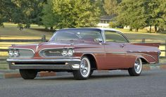 1959 Pontiac Bonneville Sports Hardtop Maintenance/restoration of old/vintage vehicles: the material for new cogs/casters/gears/pads could be cast polyamide which I (Cast polyamide) can produce. My contact: tatjana.alic@windowslive.com