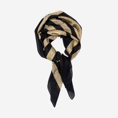Biran (No. 3) large wrap scarf