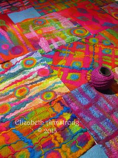 Getting ready to stitch! by studiofelter, via Flickr