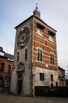 Zimmer Tower in Lier, Belgium.