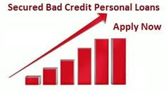 Secured bad credit personal loans is the best online approval to solve unexpected and unavoidable outlays. These loans provide ultimate financial resource without any hassle . fulfill your short term cash needs  without any past credit information.