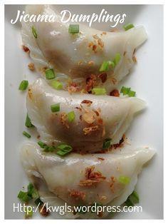 Jicama dumplings Soon Kueh