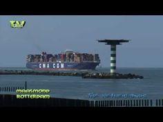 #Amerigo Vespucci - Inbound Port of Rotterdam - YouTube