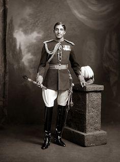 HH Tukoji Rao Holkar III, The Maharaja of Indore (1890-1978) by James Lauder, London. Tukojirao III Maharaja Holkar of Indore - Indore - Wikipedia, the free encyclopedia