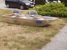 1000 images about barque de p che en aluminium soud e fond plat fishing small boat 3000 model. Black Bedroom Furniture Sets. Home Design Ideas