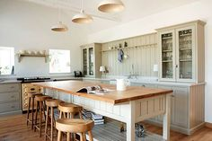 Kitchen island design advice | Period Living