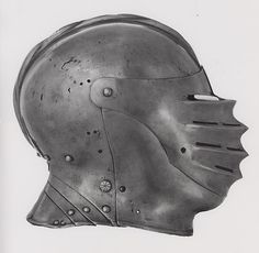 Southern German or Austrian(?)    Close Helmet, 1520    Steel  H. 22.9 cm (9 in.)