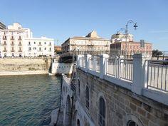 Taranto, Ponte Girevole