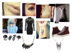 5/100 by yousavedmexoxo on Polyvore featuring Converse