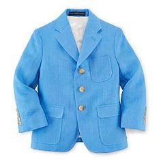 Linen Sport Coat - Boys 2-7 Suits & Sport Coats - RalphLauren.com