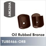 Arcadia Closet Rod Flange Oil Rubbed Bronze $5.50