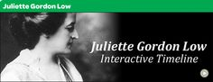 History | Juliette Gordon Low Biography   Before her marriage, Juliette had suffered from chronic ear infections. She had lost most of her hearing in one ear because of improper treatment. At her wedding, when she was 26, she lost hearing in her other ear after a grain of good-luck rice thrown at the event lodged in her ear, puncturing the eardrum and resulting in an infection and total loss of hearing in that ear.