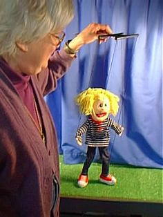 string puppets - Google Search