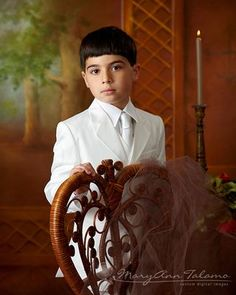 Talamo Communion Portraits 9