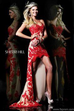 Sherri Hill 21016 #IPAProm