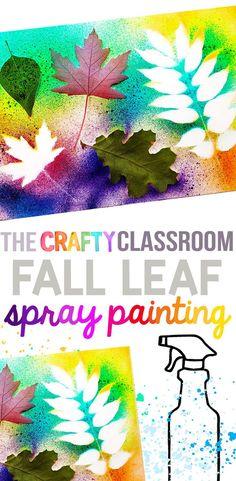 Fall Arts And Crafts, Fall Crafts For Kids, Fall Art Preschool, Fall Art For Toddlers, Autumn Art Ideas For Kids, Easy Art For Kids, Art Kids, Painting With Kids Ideas, Creative Ideas For Kids