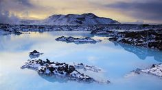 The Blue lagoon spa in Iceland is considered to be one of the most beautiful places in the world. In June I went to Iceland for just over Reykjavik Island, Blue Lagoon Spa, Northern Lights Iceland, Guide To Iceland, Wale, Going On Holiday, Winter Holiday, Beautiful Places In The World, Amazing Places