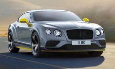 Bentley Continental GT Gets Speed Upgrade, New Black Edition http://www.autotribute.com/43791/bentley-continental-gt-gets-speed-upgrade-new-black-edition/ #BentleyContinental #Luxury #BentleyContinentalGT