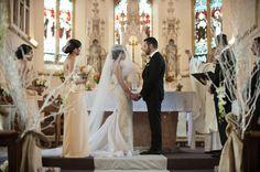 REAL WEDDINGS – ALICIA & DAVID | Wedded Wonderland