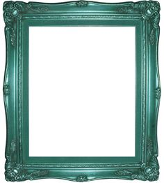 teal frame png | so if you use them for something fun, email me a pic! :)