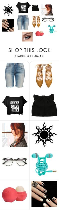 """""""We could be immortals"""" by deerodri ❤ liked on Polyvore featuring NSF, Eos and awesome"""