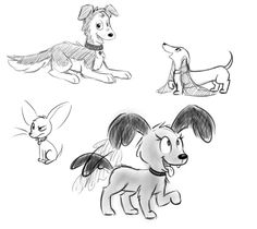 Pound Puppies, Fan Art, Animals, Animales, Animaux, Animal, Animais
