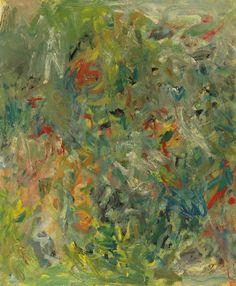 Milton Resnick, Untitled c. 1959