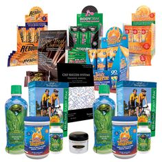 YOUNGEVITY>>>The CEO Mega pack...the way to go to start your business of with a bang.  2 Healthy Start Packs and lots of samples....Call for details.
