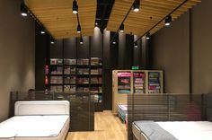 Gevorest | Linen and mattresses store | Kings Avenue Mall | Paphos | Cyprus | iidsk  |  Interior Design & Construction