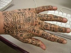 23 best african hand tattoos images on pinterest design tattoos rh pinterest com african tribal hand tattoos Africa Tattoo
