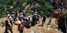 Honduras: 8 mineros cumplen 4 días atrapados