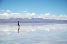 Bucket list travel destination: Salt Flats in Boliva