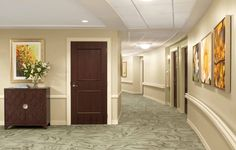 The Clare corridor