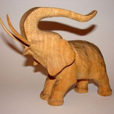 Master the basics of simple wood carving and you will be able to create advanced carvings with practice.