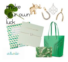 Make Your Own Luck by amy-kriz on Polyvore featuring Stella & Dot