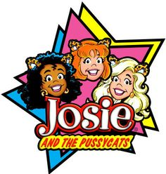 Josie and the Pussycats Star Power tee - available in multiple styles! Archie Comics Riverdale, Comic Book Publishers, Josie And The Pussycats, Jem And The Holograms, Saturday Morning Cartoons, Childhood Days, Those Were The Days, Princess Of Power, American Comics