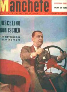 Revista Manchete, 1952