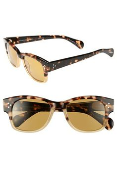 Oliver Peoples 'Jannsson' 51mm Sunglasses available at #Nordstrom